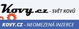 Kovy.cz - neomezená inzerce ZDARMA