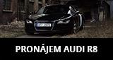 Pronájem Audi R8