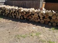 Palivové dřevo :  Sobotín, dřevo na topení Sobotín, štípané dřevo Sobotín