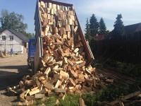 Palivé dřevo  Věrovany, dřevo na topení Věrovany, štípané dřevo Věrovany