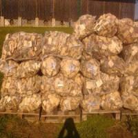 Prodej pytlovaného dřeva