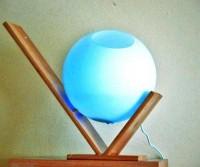 Mlhová svítící koule - zvlhčovač
