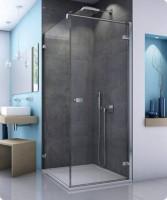 Sprchové kouty SanSwiss - dominanta koupelny