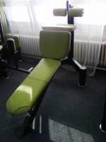 LAX New Generation lavice na břicho polohovací (G5