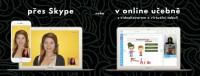 Angličtina přes Skype se zahraničními lektory