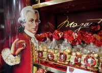 Viedeň - čokoládovňa