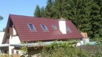 Střechy, SDK, kompletní rekonstrukce.