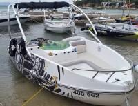 Loď-wave boat pro vodní skůtr, super plovák 2016