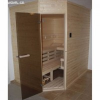 Prodám finskou saunu značky Saunaproject