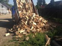 Štípané dřevo Ostrava