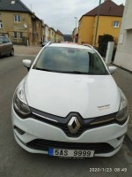 Prodám osobní automobil Renault Clio LPG/benzin