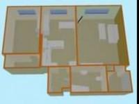 Pronájem prostorného bytu