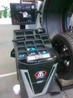 Zouvačka a vyvažovačka plné automaty