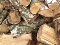 Palivové dřevo Hladké Životice, dřevo na topení Hladké Životice, štípané dřevo Hladké Životice