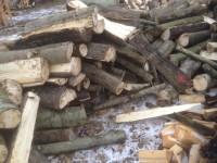 Palivové dřevo Staříč, dřevo na topení Staříč, Štípané dřevo Staříč