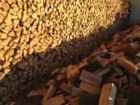 Palivové dřevo Rýmařov, dřevo na topení Rýmařov, štípané dřevo Rýmařov