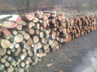 Palivové dřevo Horní Město, dřevo na topení Horní Město, štípané dřevo Horní Město.