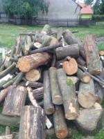 Palivové dřevo Krnov, dřevo na topení Krnov, štípané dřevo Krnov.