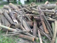 Palivové dřevo Křišťanovice, dřevo na topení Křišťanovice, štípané dřevo Křišťanovice