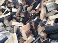 Palivové dřevo Oborná, dřevo na topení Oborná, štípané dřevo Oborná.