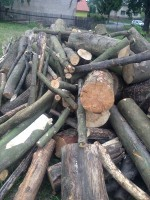 Palivové dřevo Rudná pod Pradědem, dřevo na topení Rudná pod Pradědem,, štípané dřevo Rudná pod Pradědem.