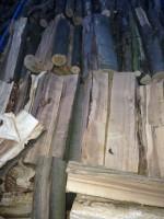 Palivové dřevo Rusín, dřevo na topení Rusín, štípané dřevo Rusín.