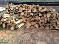 Palivové dřevo Rýmařov, dřevo na topení Rýmařov, štípané dřevo Rýmařov.