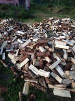 Palivové dřevo Kobeřice, dřevo na topení Kobeřice, štípané dřevo Kobeřice.