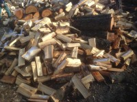 Palivové dřevo Skřipov, dřevo na topení Skřipov, štípané dřevo Skřipov.