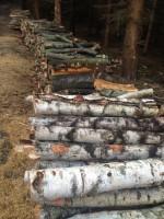 Palivové dřevo Rohov, dřevo na topení Rohov, štípané dřevo Rohov.