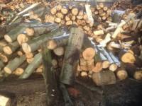 Palivové dřevo Raduň, dřevo na topení Raduň, štípané dřevo Raduň.