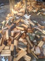 Palivové dřevo Štítina, dřevo na topení Štítina, štípané dřevo Štítina.