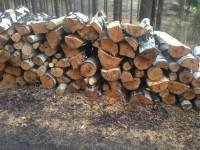 Palivové dřevo Bukovec, dřevo na topení Bukovec, štípané dřevo Bukovec.