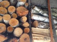 Palivové dřevo Brušperk, dřevo na topení Brušperk, štípané dřevo Brušperk.
