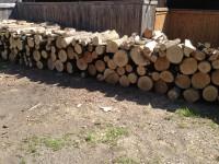 Palivové dřevo Bílá, dřevo na topení Bílá, štípané dřevo Bílá.