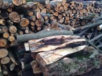 Palivové dřevo Horní Domaslavice, dřevo na topení Horní Domaslavice, štípané dřevo Horní Domaslavice