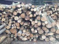 Palivové dřevo Kaňovice, dřevo na topení Kaňovice, štípané dřevo Kaňovice