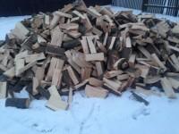Palivové dřevo :  Jeseník nad Odrou, dřevo na topení Jeseník nad Odrou, štípané dřevo Jeseník nad Odrou