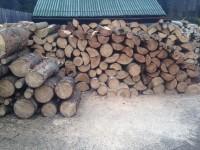 Palivové dřevo Bílov, dřevo na topení Bílov, štípané dřevo Bílov.