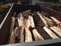 Palivové dřevo Žermanice, dřevo na topení Žermanice, štípané dřevo Žermanice