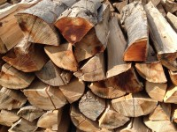 Palivové dřevo :  Bernartice, dřevo na topení Bernartice, štípané dřevo Bernartice