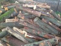 Palivové dřevo :  Vidnava, dřevo na topení Velké Vidnava, štípané dřevo Vidnava