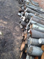 Palivové dřevo :  Dolní Studénky, dřevo na topení Dolní Studénky, štípané dřevo Dolní Studénky