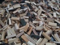 Palivové dřevo :  Buková, dřevo na topení Buková, štípané dřevo Buková