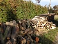 Palivé dřevo  Čehovice, dřevo na topení Čehovice , štípané dřevo Čehovice