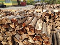 Palivé dřevo  Držovice, dřevo na topení Držovice, štípané dřevo Držovice