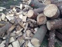 Palivé dřevo  Hluchov, dřevo na topení Hluchov, štípané dřevo Hluchov