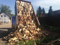 Palivé dřevo  Horní Štěpánov, dřevo na topení Horní Štěpánov, štípané dřevo Horní Štěpánov