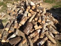 Palivé dřevo  Krumsín, dřevo na topení Krumsín, štípané dřevo Krumsín