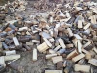 Palivé dřevo  Ohrozim, dřevo na topení Ohrozim, štípané dřevo Ohrozim